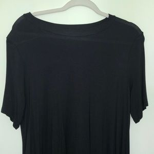 Annabelle Tops - High low top